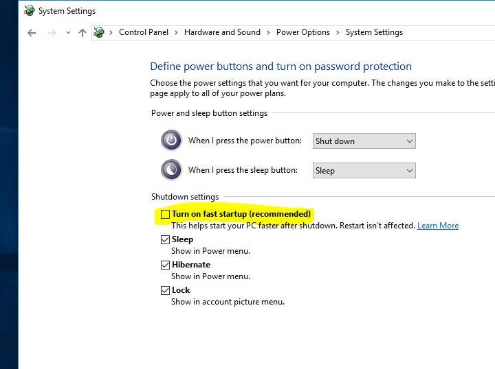 Quick start on Windows 10