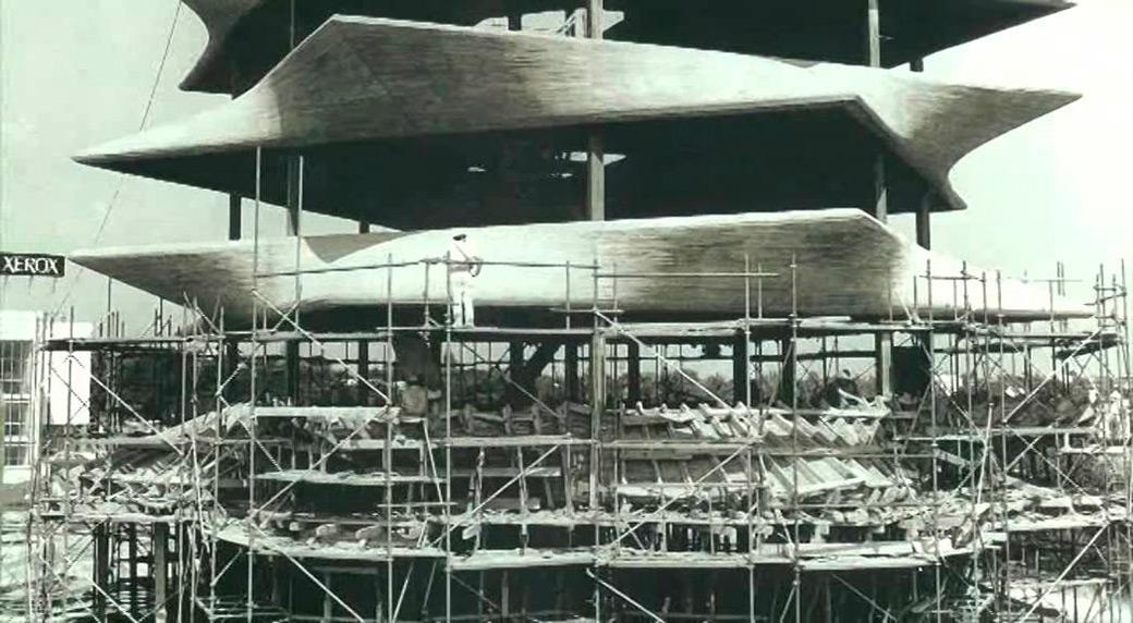 ¿Reconstruir la Pagoda de Fisac? #Pagoda