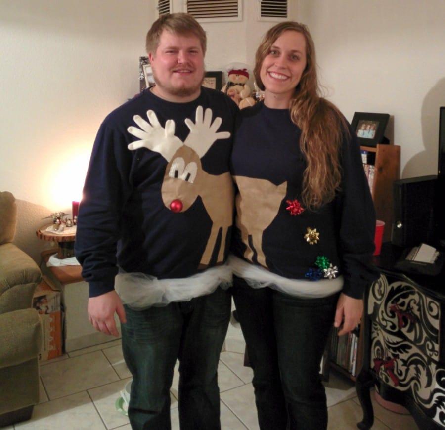 Reindeer jersey
