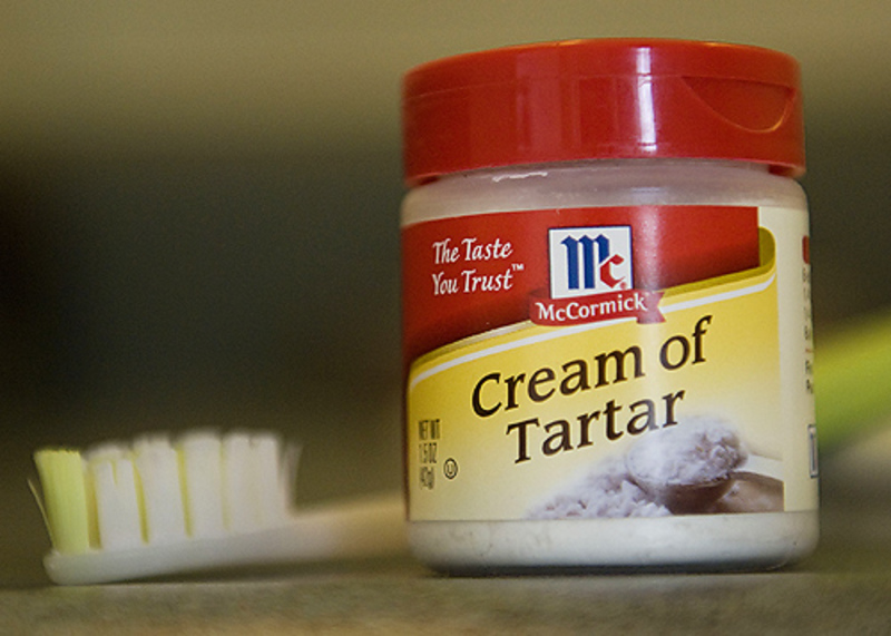 Remove the joint with tartar
