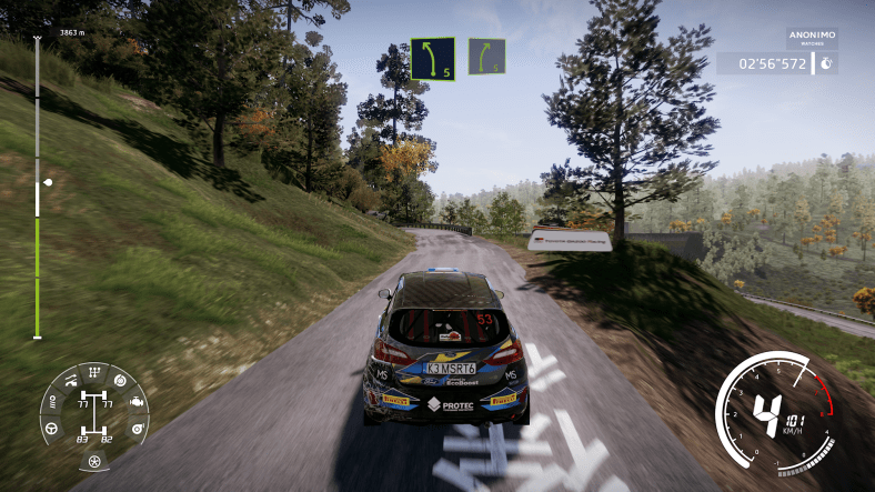 Review of WRC 9 New generation