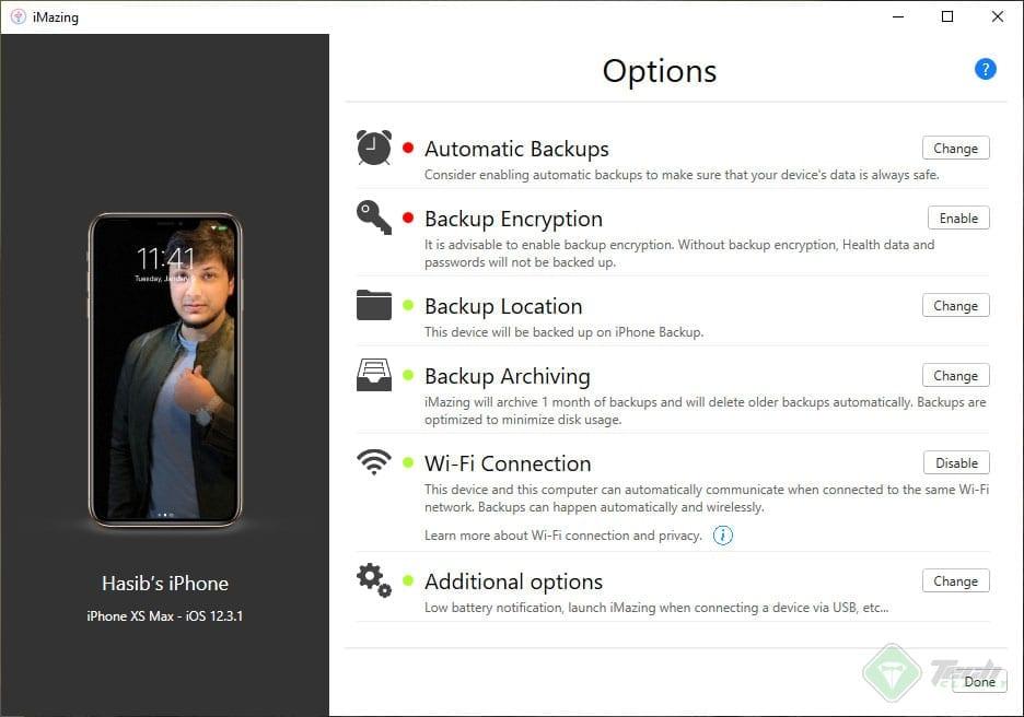 screenshot 5 iMazing