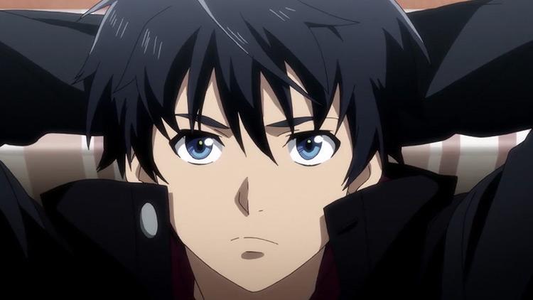 Скриншот аниме Эйдзи Большого Порядка