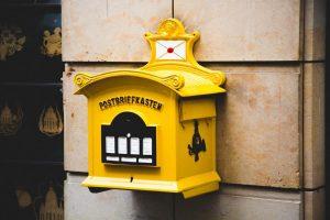 Small mailbox