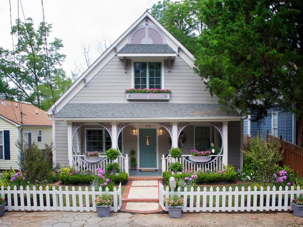 small single house small garden for garden landscaping