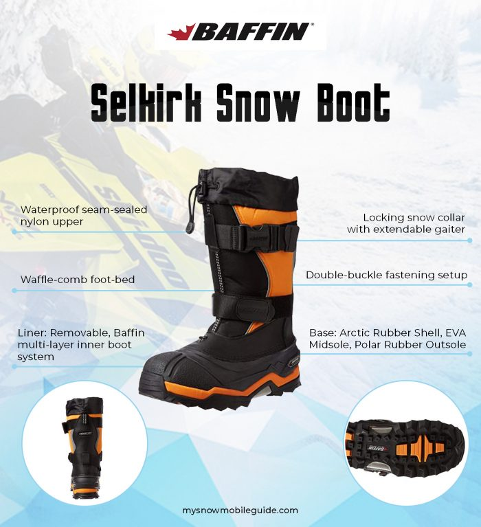 13 Best Snowmobile Boots in 2020: Warmest Boots for Riding
