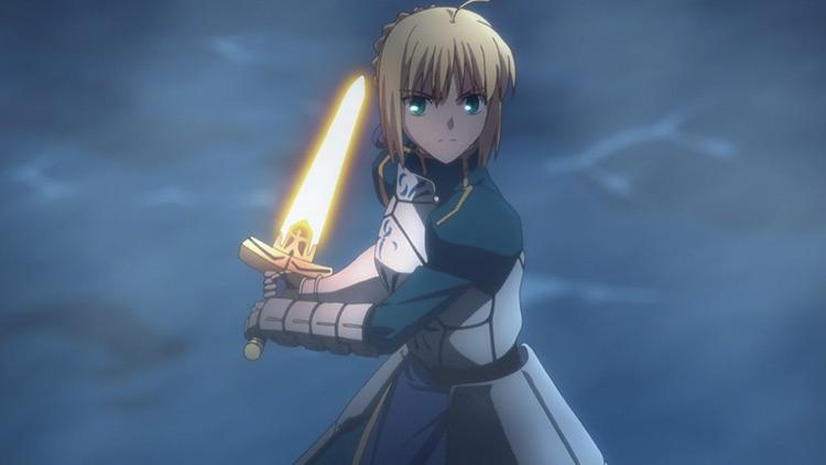 Sword in destiny / Anime Zero