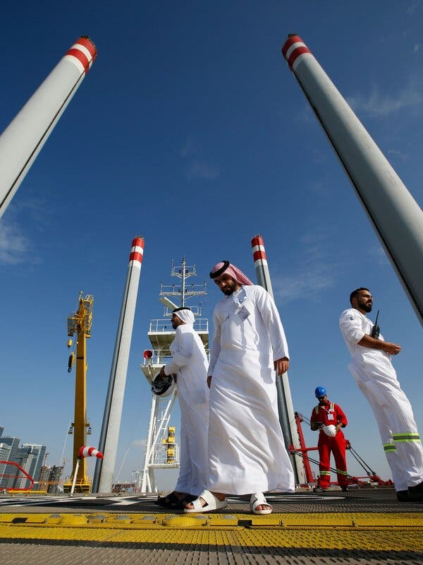 Tensions have arisen between the United Arab Emirates and Saudi Arabia in recent months.