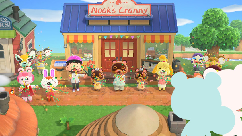 The animal crosses new horizons: the most popular villager