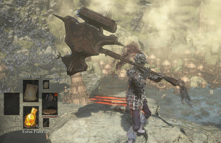 Best Great Hammers in Dark Souls 3 (And How To Get Them) –