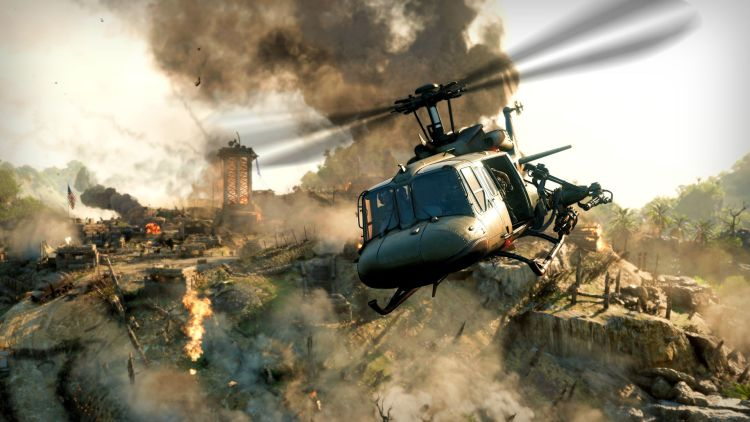 Call of Duty: Black Ops Cold War Campaign (PlayStation 4)