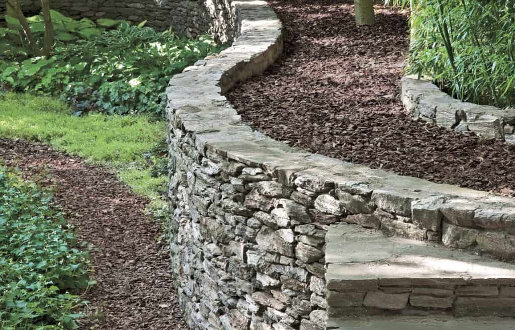 The different types of retaining walls