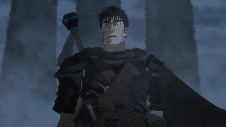 The guts of Berserk Anime