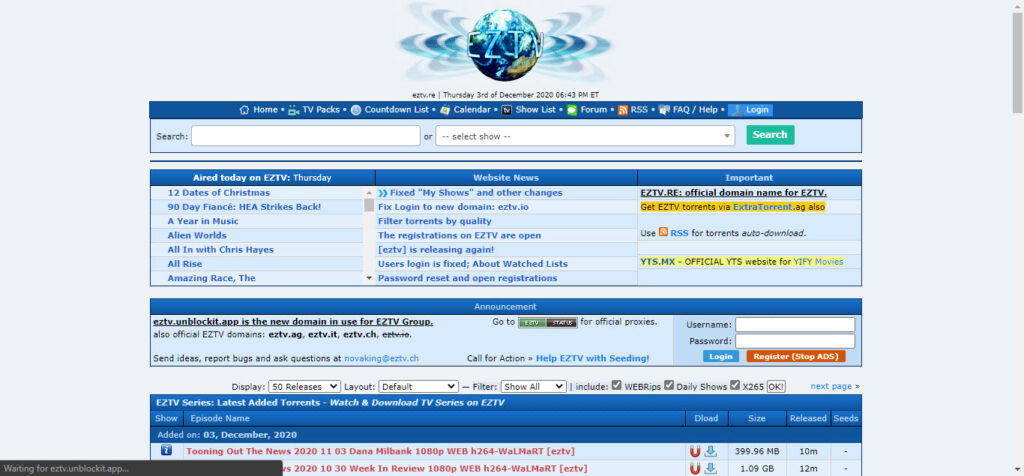 Top 10 torrent sites | Candidate.| Technology
