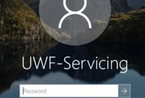 uwf user account management in windows 10