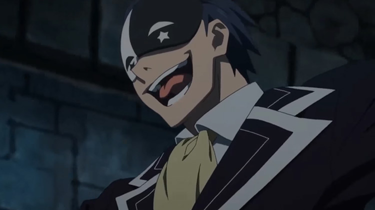 Vanir in the anime KonoSuba