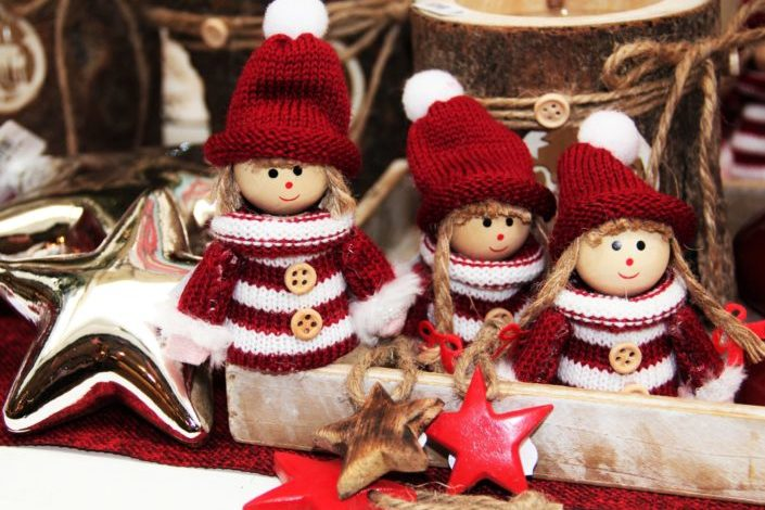 Why does Santa have elves in his workshop?