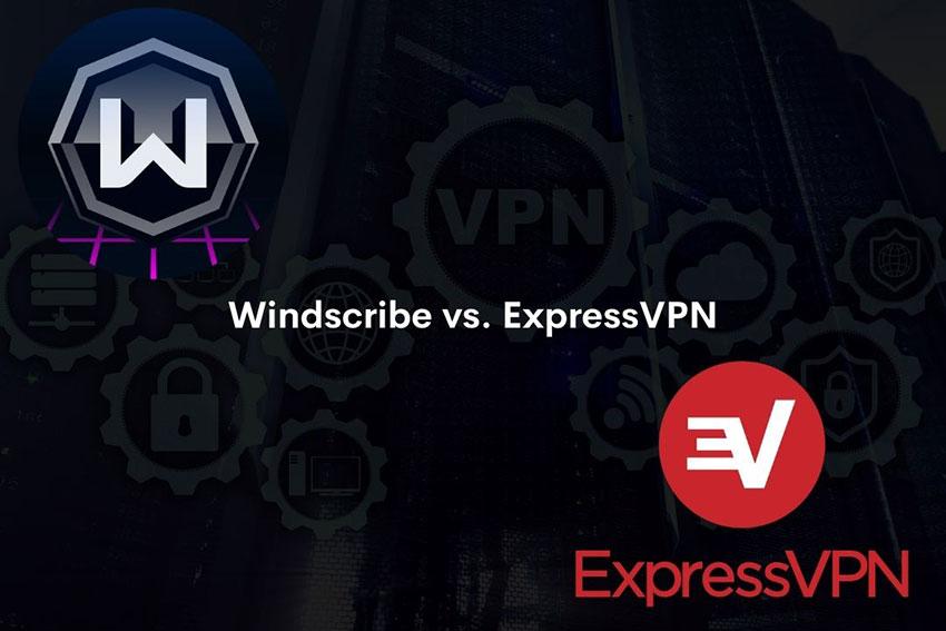 Wind Density against ExpressVPN