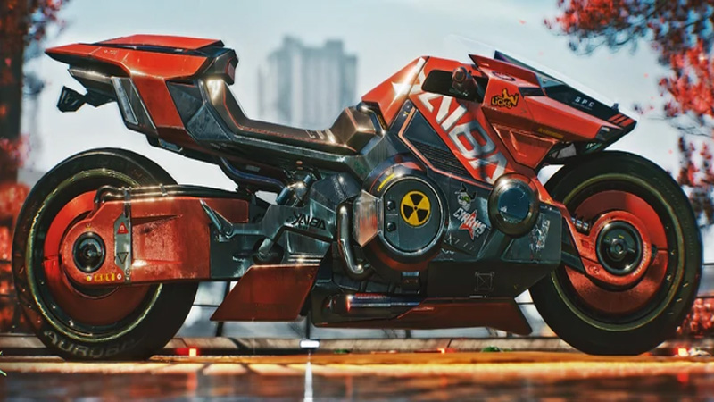 Best Cars And Bikes In CP2077