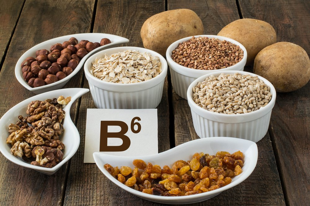 12 Impressive Benefits of Vitamin B6 (Pyridoxine)