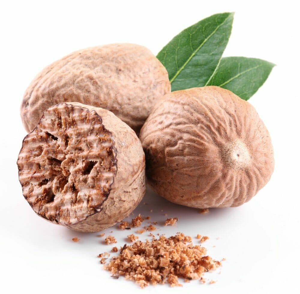 13 The amazing health benefits of nutmeg