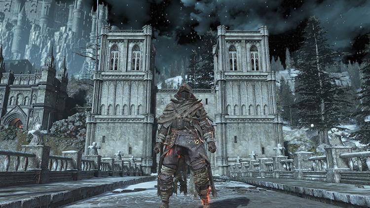 A fallen knight puts dark souls to the test 3