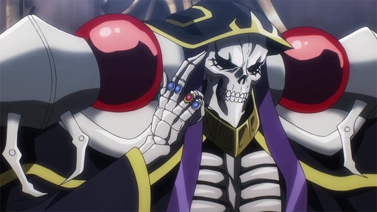 Ainz Ooal Dress of the anime Overlord