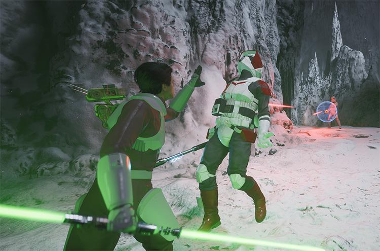 Armor of Jedi General Moda