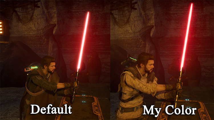 Better swords for the fallen Order