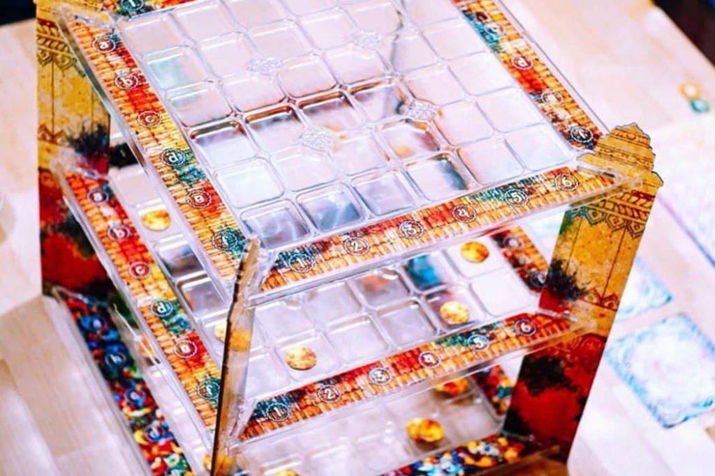 Board game Holi Festival of Flowers