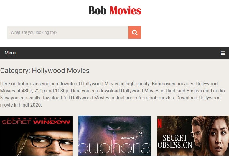 10 Best Sites Like BobMovies To Watch Online Free Movies and TV Shows
