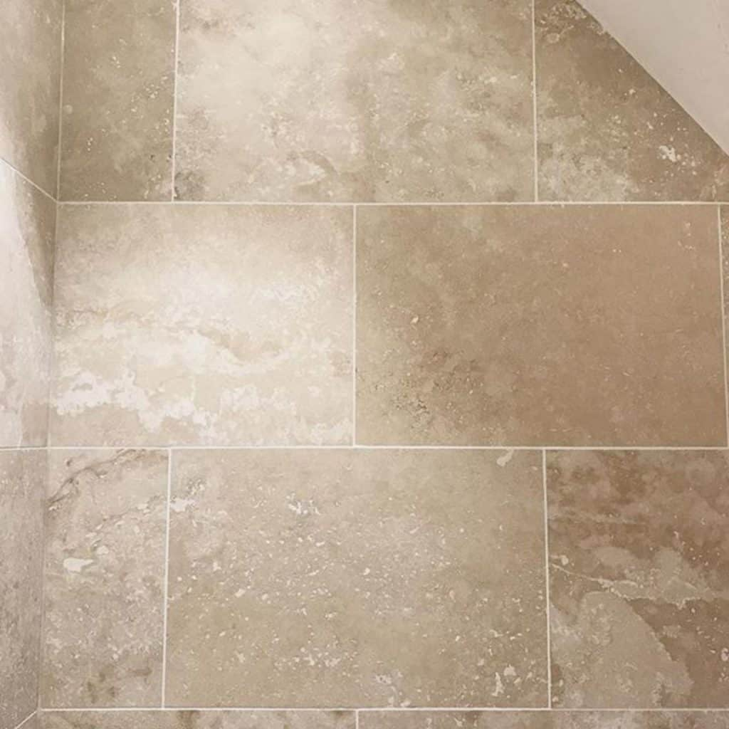 Care instructions for travertine tiles