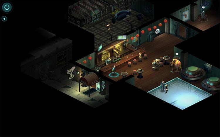 Cesh Koran Labs Shadowrun attack gives the mod.