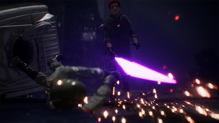 Dismantling Alpha Mods for the fallen order