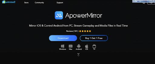 Download ApowerMirror