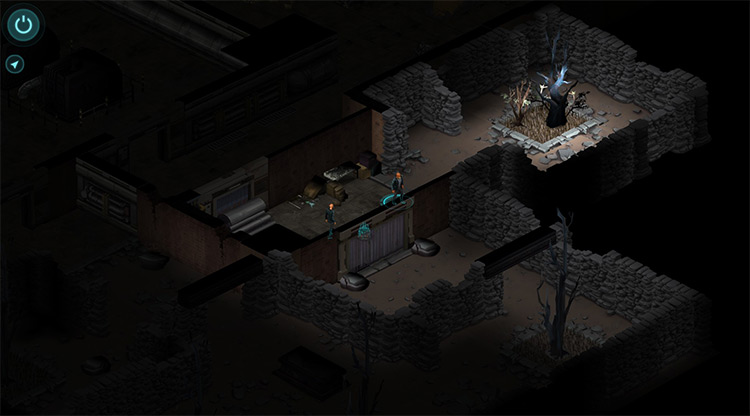 Excerpt from the mod The Shadows Shadowrun Returns