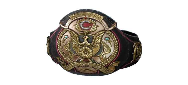 FFXIII Champion Belt