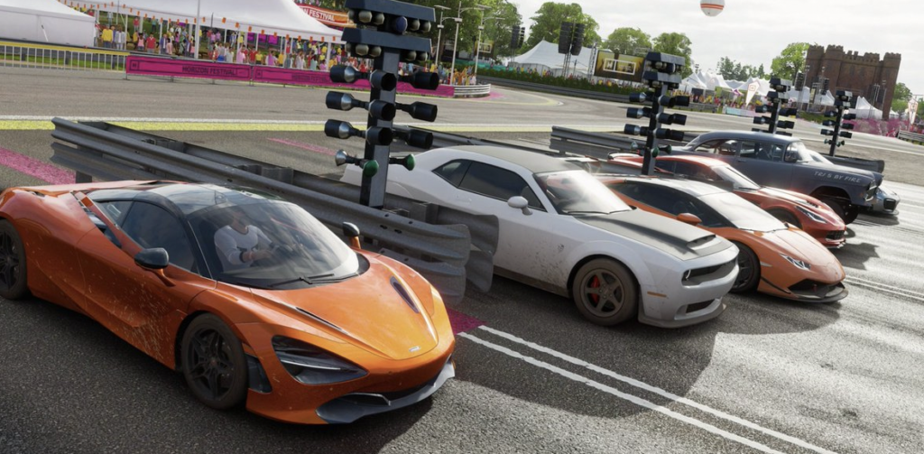 Forza Horizon 4 Update 1.460