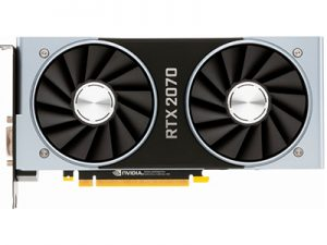 NVIDIA GeForce RTX 20 Series Graphics Card