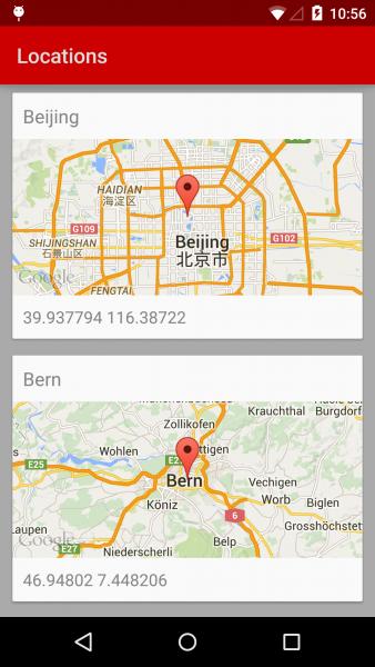 Google Map Lite - github.com