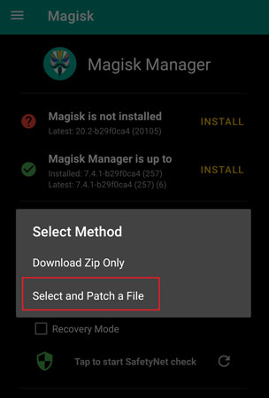 How to root the motorola A 5G