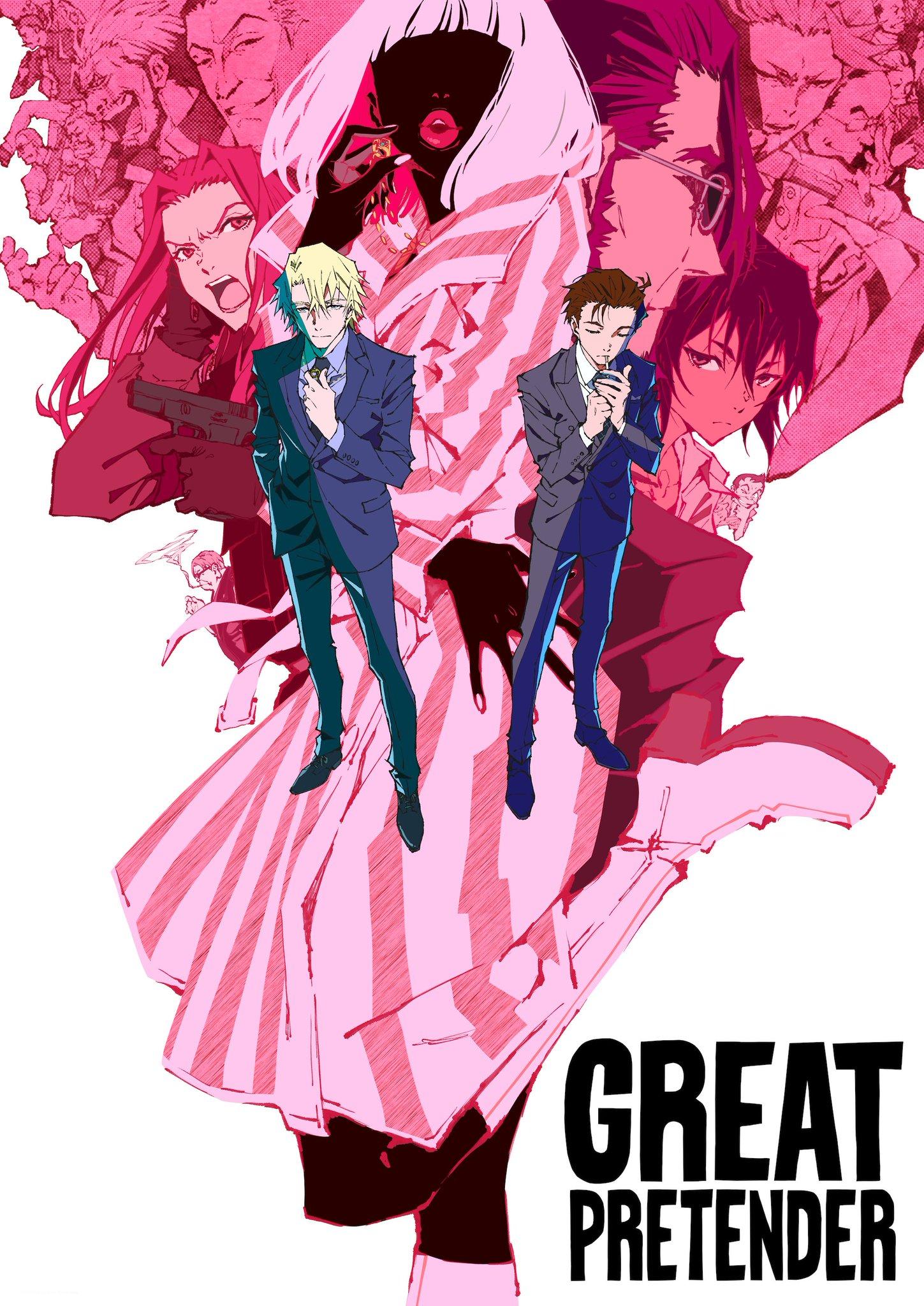 GREAT PRETENDER – Anime Analysis