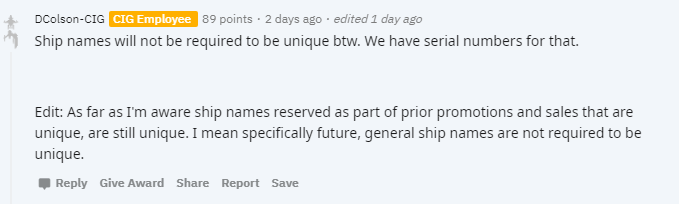 Star Citizen Channel Update – What's Coming in January 2021?