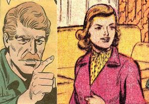 Lewis, Sarah, Thomas & Carol Lang – Who's Who