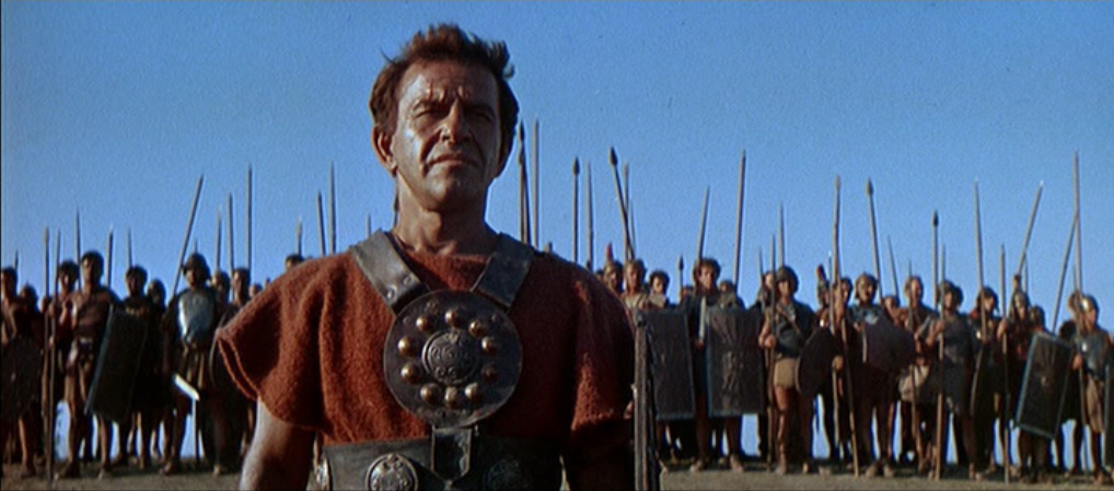 My Thoughts on: Spartacus (1960)