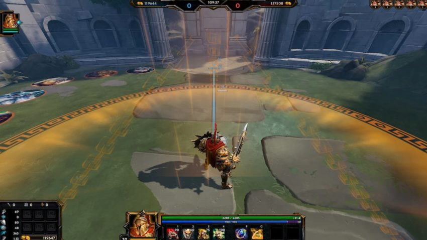 How to play as Ares in Smite – All abilities and best builds (January 2021)