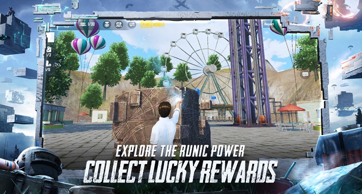 PUBG Mobile 1.2 update patch notes – Runic Power mode, Season 17, Dream Team, and more