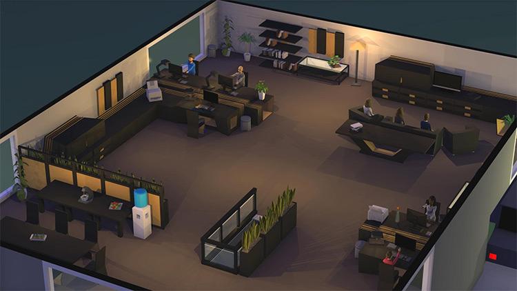 iKO - Screenshot of a mod by Flora Software Inc.