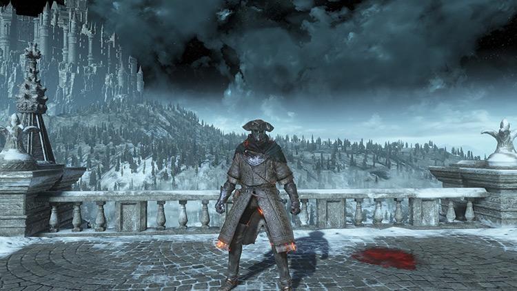 Leonhardt's set in Dark Souls 3.