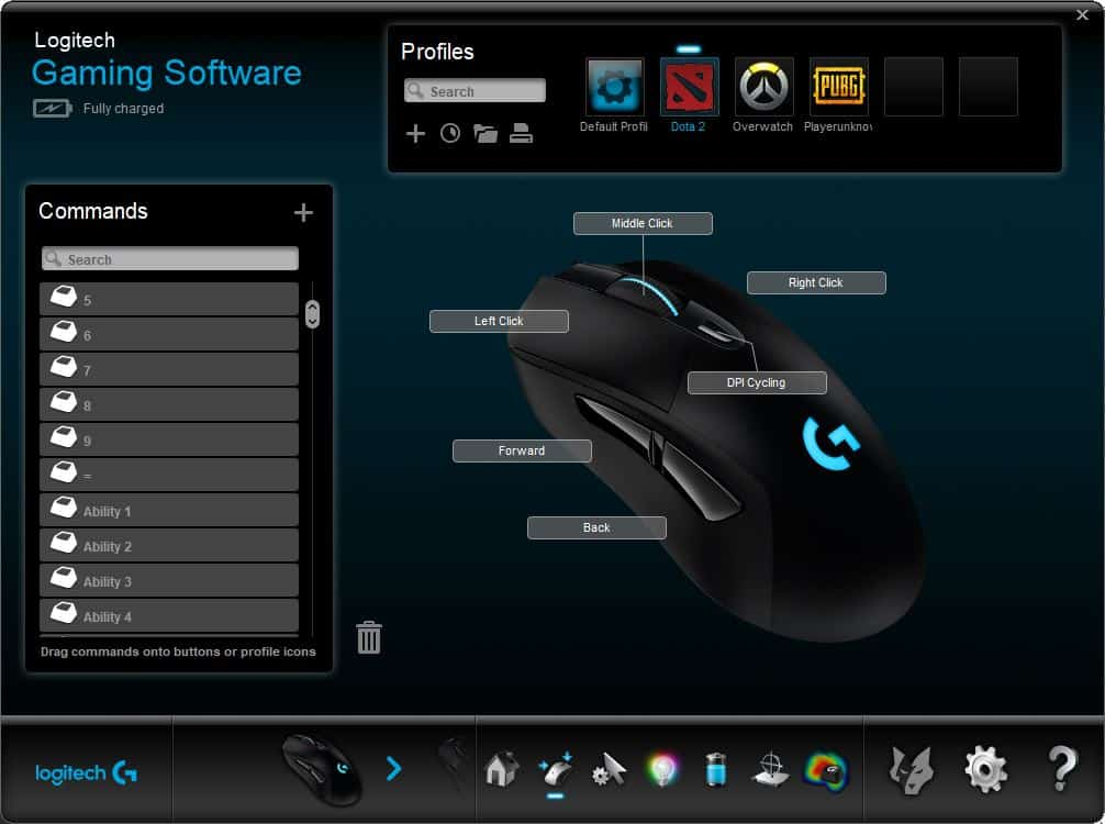 Logitech Gaming Software User Guide 2021